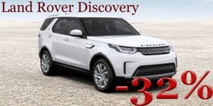 Land Rover Discovery HSE 2.0 Diesel 240KM AWD Automat