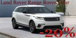 Land Rover Range Rover Velar R-Dynamic HSE 2.0 Diesel 240KM 4WD Automat