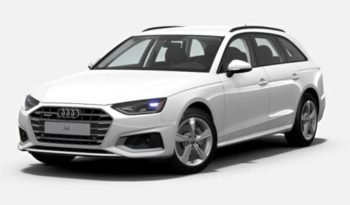 Audi A4 Avant Advanced 40TDI quattro sTronic 190KM – 2019, stock