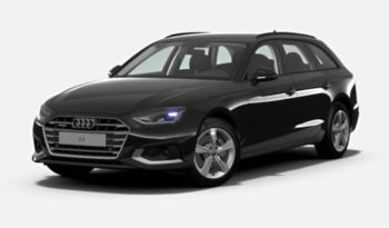 CDG201900976_2_Audi A4 Avant Advanced 40TDI quattro 190KM sTronic MY20 stock1