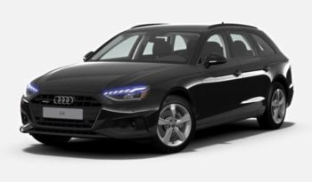 CDG201900981_2_Audi A4 Avant Advanced 40TDI quattro 190KM sTronic MY20 stock1