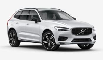 Volvo XC60 R-Design T6 AWD 310KM Geartronic – 2019, stock